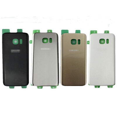 OEM Rear Back Glass Battery Door Housing Cover For Samsung Galaxy S7 S7 Edge