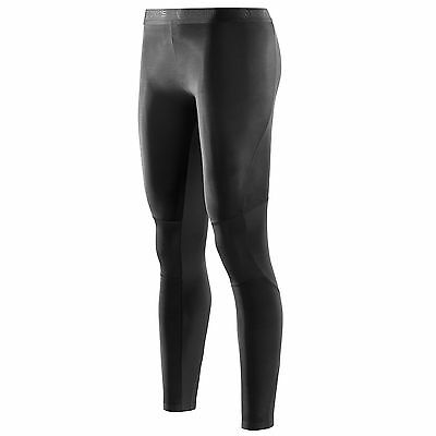 Skins RY400 Womens Recovery Road Bike/Cycling/Cycle Long Tights - Black - Medium