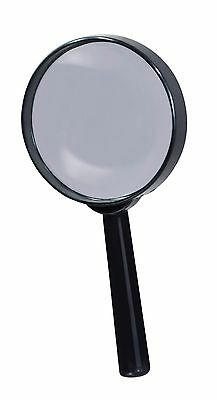 Classic Magnifying Glass - with 3.5 x Magnification - Read print more easily