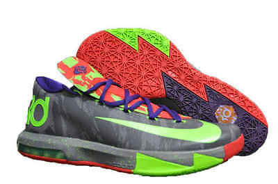 Nike Mens Kevin Durant's KD VI Sneakers Basketball Trainers Shoes UK 11.5 EUR 47