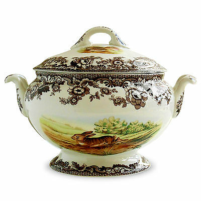 Spode Woodland Soup Tureen - NEW