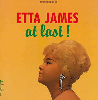 Etta James - At Last! - 180gram Vinyl LP *NEW & SEALED*