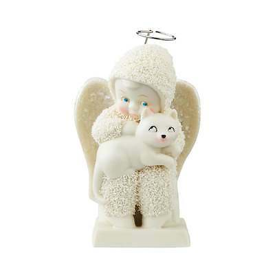 Snowbabies Department 56 Bless The Beast Knee Hug Figurine New Boxed 4045630