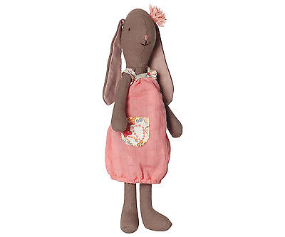 MAILEG Hase Schlappohr Mädchen Ready-to-dress mini Bunny Girl Fleurie 16-6121-01