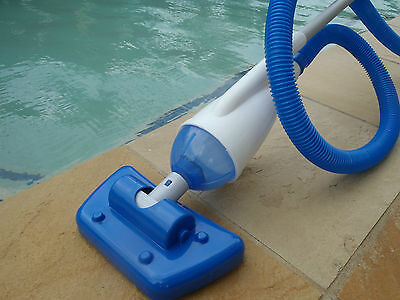 Spa Pond Small Vacuum Cleaner - Above ground small Swimming Pool Cleaner