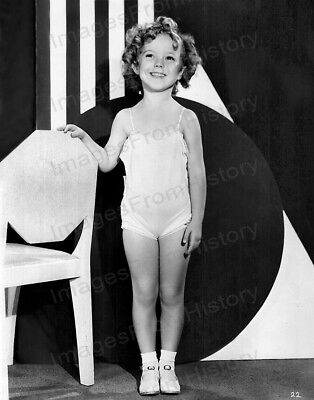 8x10 Print Shirley Temple Cute as ever #ST19
