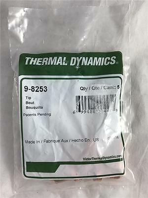 NEW Genuine Thermal Dynamics 9-8253 5 Pack Tips