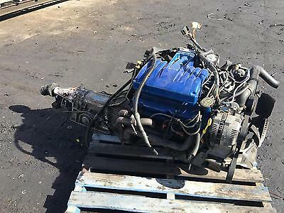 Ford Fairlane NC Engine Motor 5.0 V8 165kw 08/91-04/94 With Warranty
