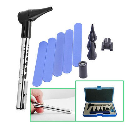 PRO OPHTHALMOSCOPE OTOSCOPE Stomatoscop Diagnostic Set for