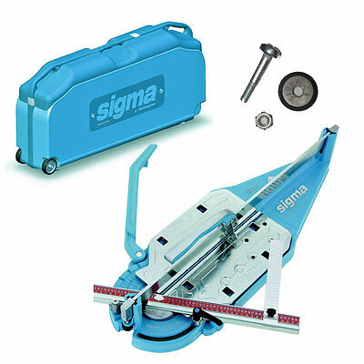 SIGMA TILE CUTTER Model ART 3C2 - 77cm (Includes Case & Wheel)
