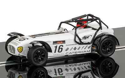 Scalextric Caterham Superlight SCA-C3723 Free Shipping Brand New Slot Car
