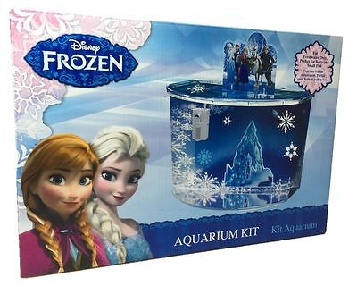 Disney Frozen Aquarium Fish Tank 17L fish tank
