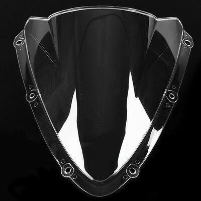 Clear Windshield WindScreen For Suzuki GSXR600 GSXR750 K8 2008 2009 2010