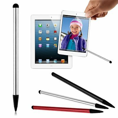 Resistive&Capacitive Touch Screen Pen Stylus For iPhones Samsung Universal Phone