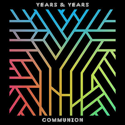 Years & Years - Communion - 2 x Vinyl LP *NEW & SEALED*