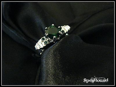 SPELL-INFUSED Wealth & ABUNDANCE Attraction RING 99% Accurate CASH Talisman