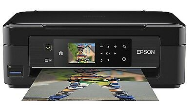 Epson Expression Home XP-432 Tintenstrahl Wi-Fi Multifunktions Drucker Scanner