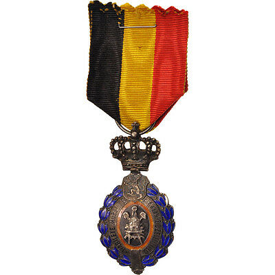 [#416040] Belgium, Industrial and Agricultural Decoration, Medal, Excellent