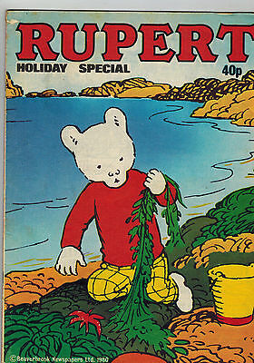 Rupert Holiday Special 1980