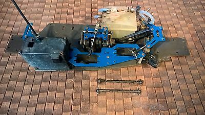 HONG NOR LX1 Phaser protech arm CHASSIS Diff GEAR steering shaft center OFNA