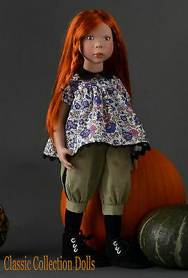 """layla"" Junior Doll By Zwergnase- 2017 Collection - 20""- New- In Stock Now!"