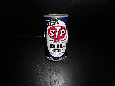 """Rare Figural 1960's-70's Stp Oil Can AM Radio """"WORKS"""""""
