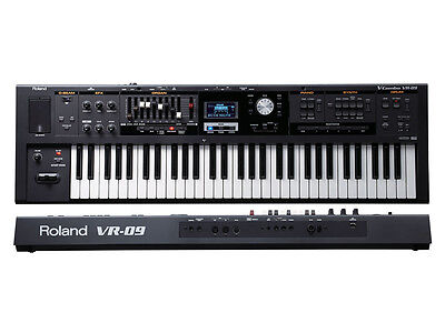 ROLAND VR09 Stage piano digitale
