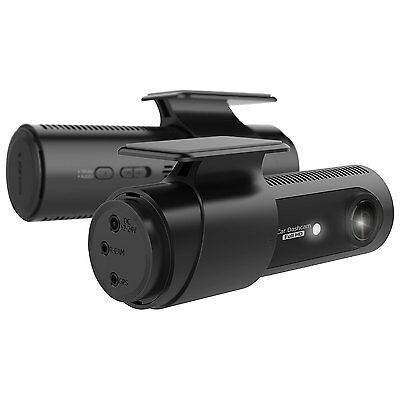 LG Innotek 2-Channel Full HD Front + Rear 1080p Dashcam with Wi-Fi, LGD521