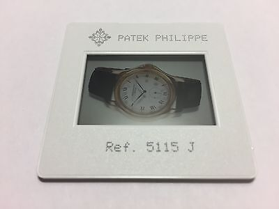 Photographic Negative PATEK PHILIPPE - Ref. 5115 J - For Collectors