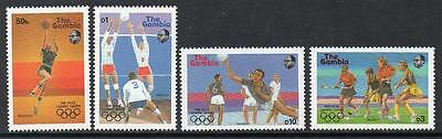 Gambia MNH 1987 Olympic Games
