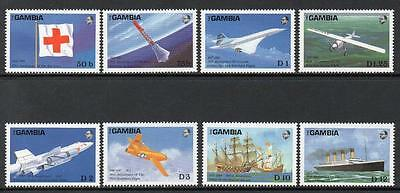 Gambia MNH 1988 Anniversaries and Events