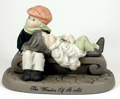 Kim Anderson PAAP Couple Figurine The Wonder Of It All, New In Box, 112238