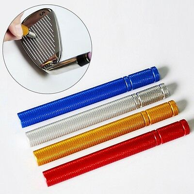 Popular Golf Sharpeners High Efficient Club Groove Cleaning Tool 4 Colors Choose