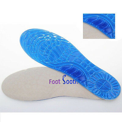 FootSoothers™ Basique Quotidien Arch Support Pour le massage Gel Sport