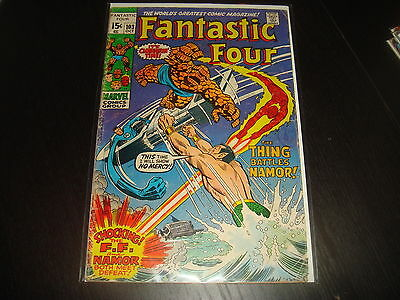 FANTASTIC FOUR #103   Marvel Comics 1970 VG