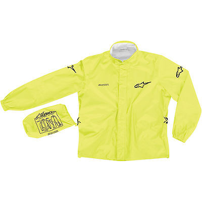 Alpinestars Quick Seal Out Rainsuit Two-piece Yellow 3X-Large Men Waterproof