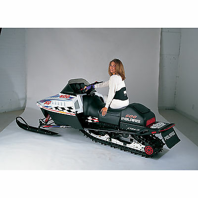Ru Outside The BackThing Back Protector Off Road/Snow/Street Black Medium