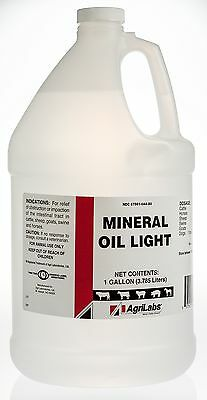 Mineral Oil Light, gal