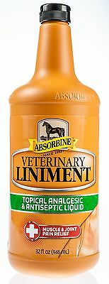 Absorbine Veterinary Liniment, 32 oz
