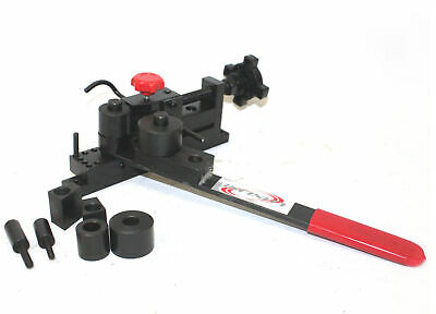 Manual Mounting Mini Universal Bending Bender Forms Wire, Flat Metal and Tubing