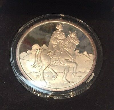 """Limited Walt Disney Co Rarities Mint Snow White """" THE PRINCE """" 1 oz Silver Coin"""