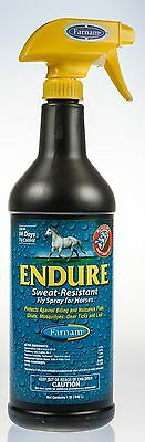 Endure Sweat-Resistant Spray For Horses, 32 oz