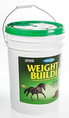 Weight Builder Premium Concentrate Feed Supplement, 28 lb, 112 day