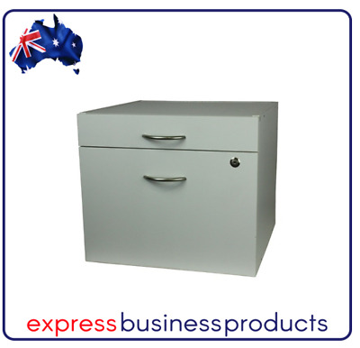 Ready 2 Go Fixed 1 Pen Drawer 1 Filing Drawer - Ironstone