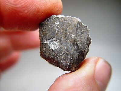 Peruvian Fall! Great Deal! World Class Carancas Meteorite W/ Crust 9.8 Gms