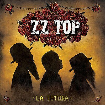 ZZ TOP La Futura Vinyl LP (10 Tracks) NEW & SEALED