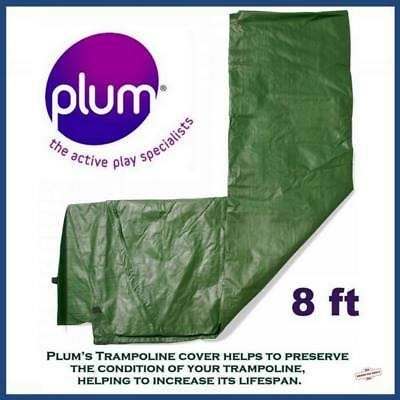 Plum 8 FT / 2.4M Trampoline All Year Round Cover Protector - NEW