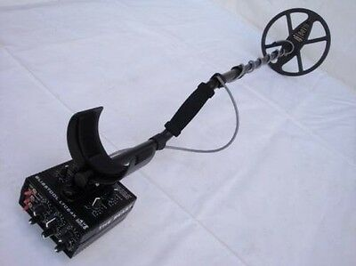 """Metal detector Blisstool LTC64X V4 Extreme 11""""+15"""" DD search Gold Metal Coins"""
