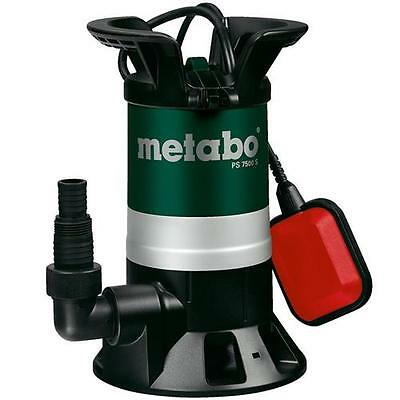 Metabo PS 7500 S Dirty Water Submersible Pump