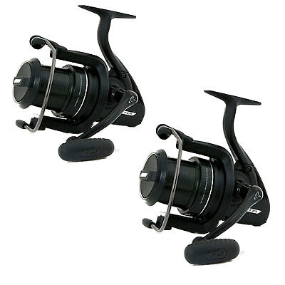 Fox FX9 x 2 Mini Big Pit Carp Reels *Brand New 2017* CRL067